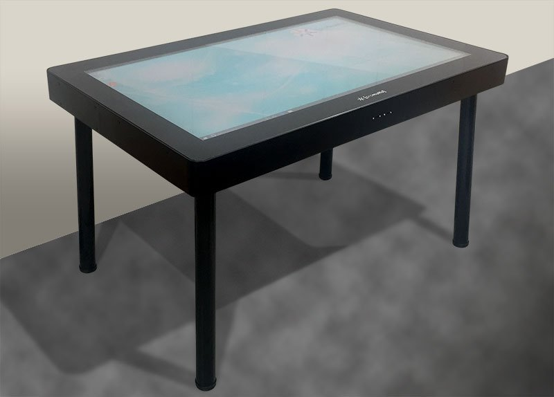Promultis Touch Table with legs