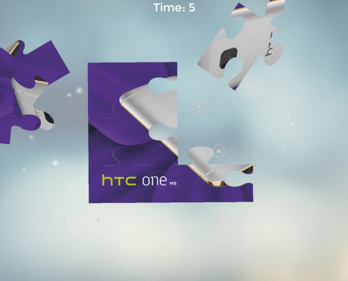 HTC Puzzle Game