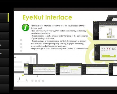 Eyenut Interface Section
