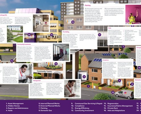 Mitie Housing- Interacting
