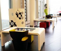 Multitouch tables at Salfort university
