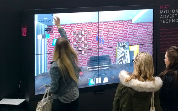 Promultis Touch Wall