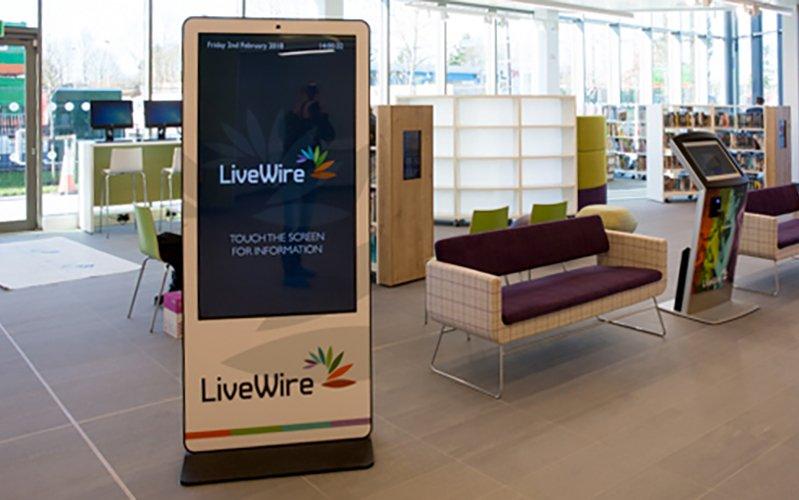 Promultis Totem Focus at Livewire