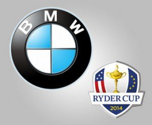 BMW at the Ryder Cup