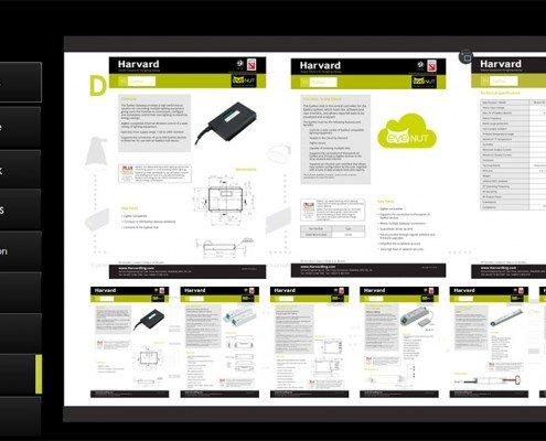 Eyenut- Datasheet Section