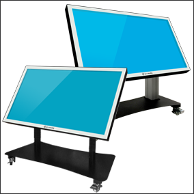 Promultis mobile touch tables