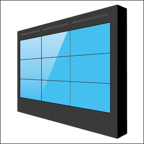 Promultis video walls