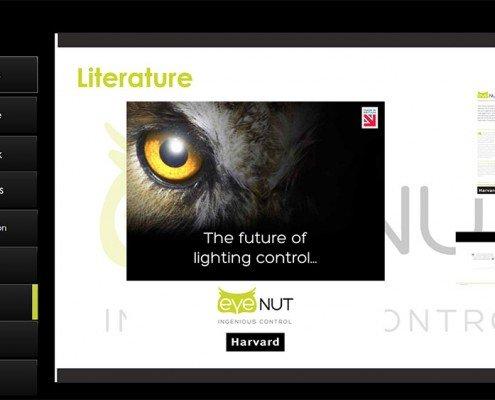 Eyenut - Literature section