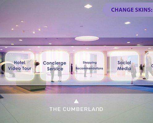 Cumberland Main Screen
