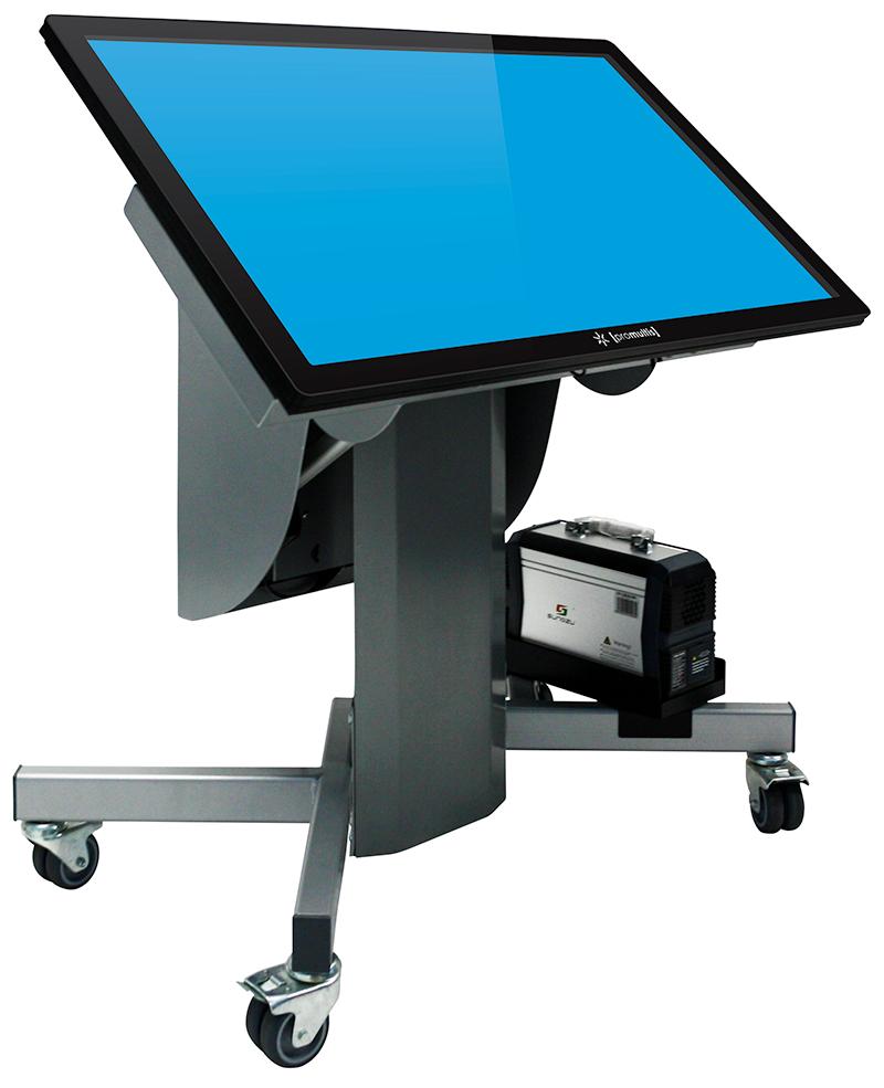 promultis varitilt standard mobile table
