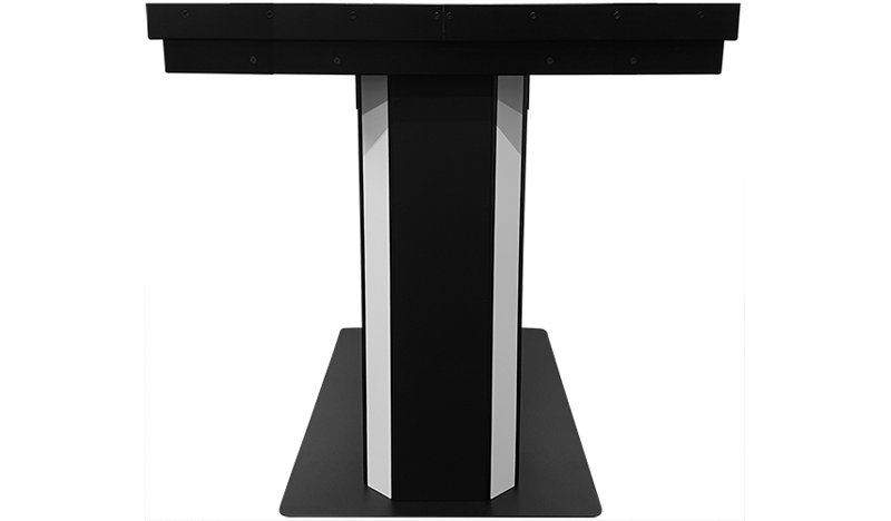 Promultis uno table side view